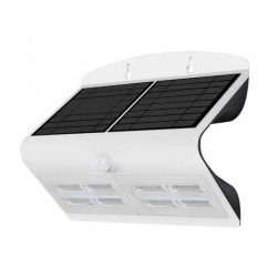 Lampa solarna Solar Wall Light IP65